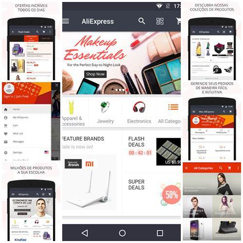 aplicativo-de-compras-ali-express