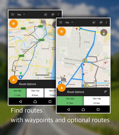 app-gps-driving-route