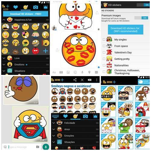 aplicativo-emojidom-carinhas-emoticons-hd
