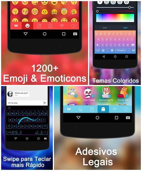 aplicativo-kika-teclado-emoji