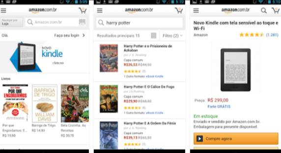 aplicativo-de-compras-amazon