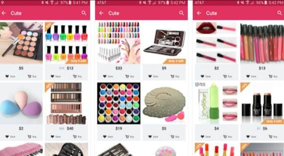 aplicativo-de-compras-cute