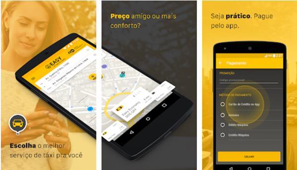 Aplicativo de Táxi: Confira os 8 Mais Baratos para Android e iOS