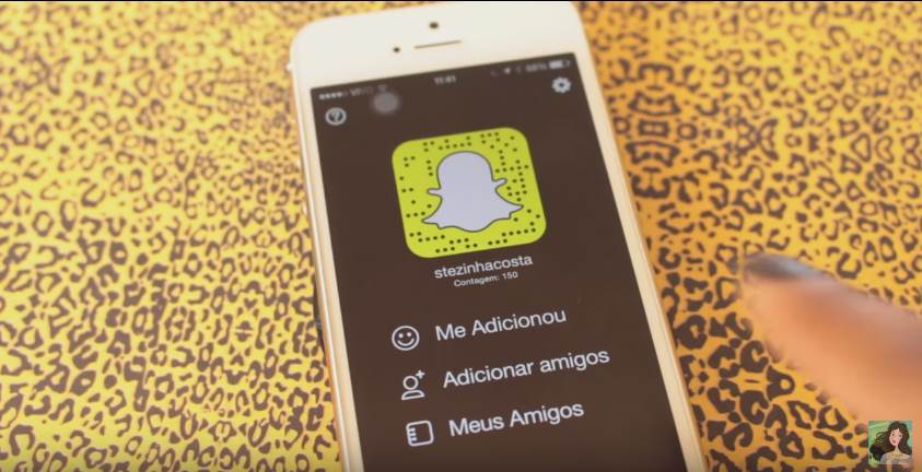 Como funciona o Snapchat