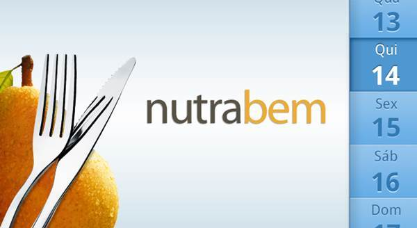 Use o Nutrabem e Organize os Hábitos Alimentares