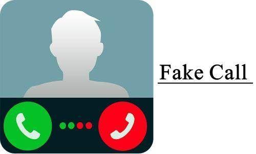 Fake Call: Ligações Falsas