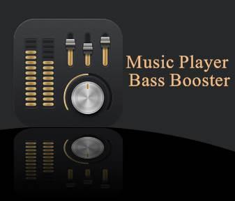 Music Player - Bass Booster: Player com equalizador