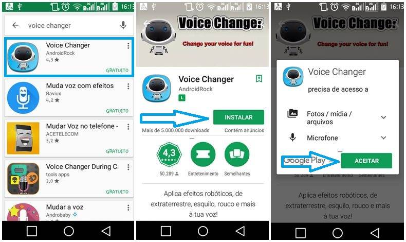 voice-change_baixando