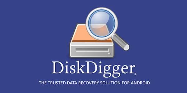 DiskDigger - Recuperação de Fotos Apagadas
