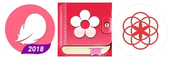 Aplicativo de Menstruação - 8 Melhores para Controlar
