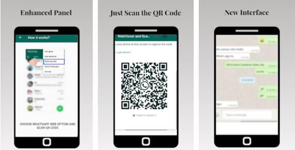 como clonar whatsapp pelo celular iphone