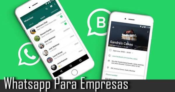 WhatsApp para Empresas - WhatsApp Business