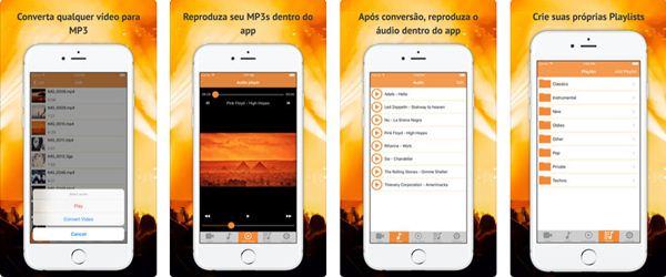 converter video para mp3 do celular