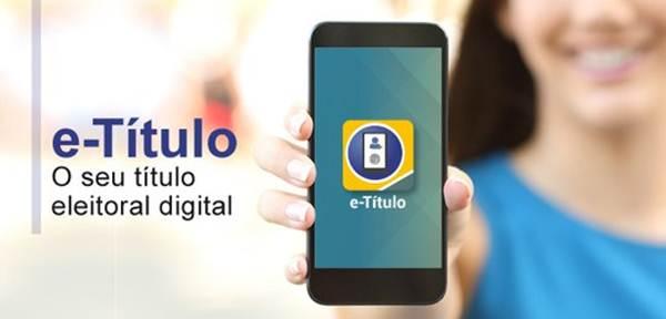 E-Título – Aplicativo para Ter Título de Eleitor Digital