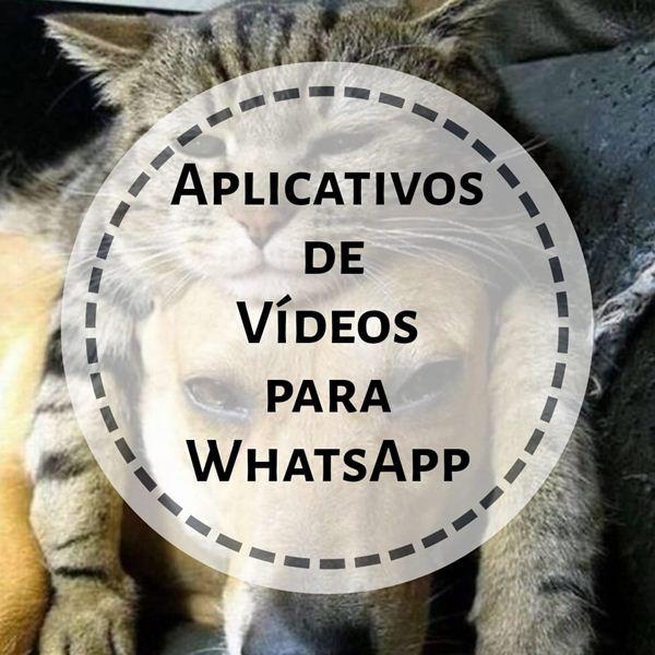 10 Aplicativos de Vídeos para WhatsApp