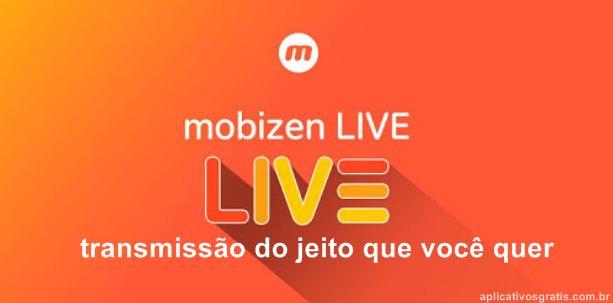 Mobizen Live – Vídeos ao Vivo para o Youtube