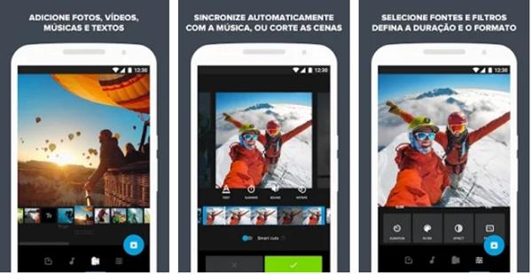 7 Aplicativos para Fazer Vinheta e Aberturas para Vídeos