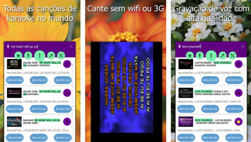 Aplicativo de Cantar – 9 Aplicativos de Karaokê no Celular