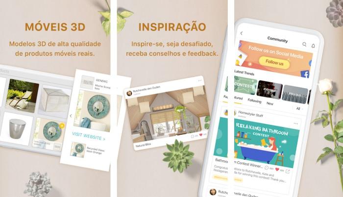 Homestyler Ideias Para Decoracao E Interiores Aplicativos Gratis