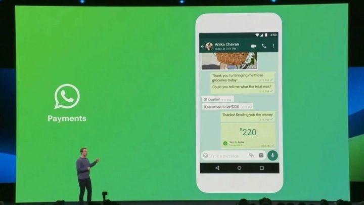 Nova função do WhatsApp permitirá receber e enviar dinheiro pelo próprio aplicativo