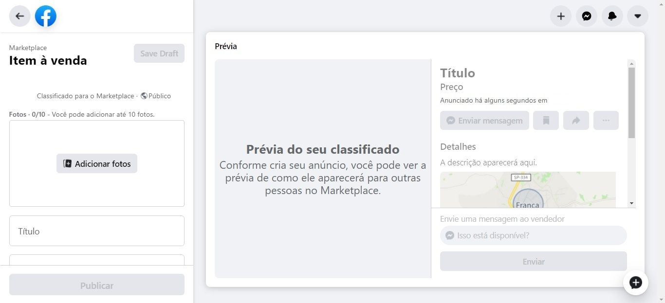 Como ganhar dinheiro no Facebook Marketplace?
